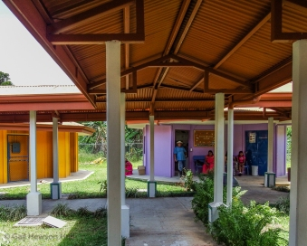 La Casona's new EBAIS: an outpatient health care clinic designed with Ngobe priorities in mind
