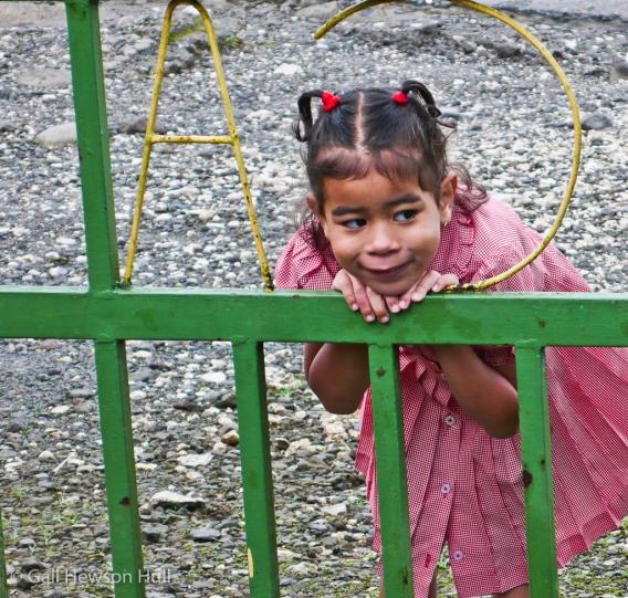 Lilli, San Vito, Costa Rica, 2008